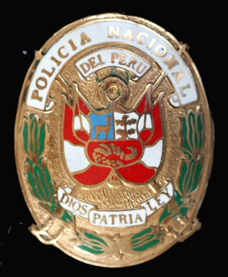 National Police of Peru