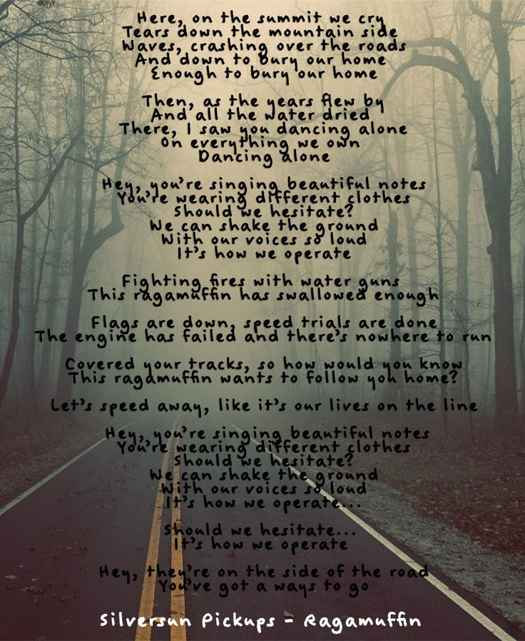 Lyric crystal mountain lyrics : Best 25+ Silversun pickups ideas on Pinterest | Music posters ...