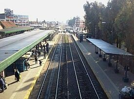Estación José C. Paz
