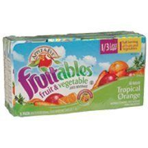 Apple and Eve Fruitables, Tropical Ornge, 8-count (Pack of 5) -- Want additional info? Click on the image.