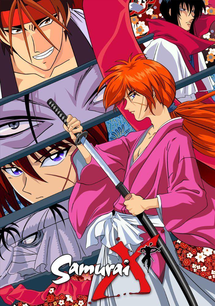 Rurouni Kenshin Wandering Samurai (TV Series 19961998
