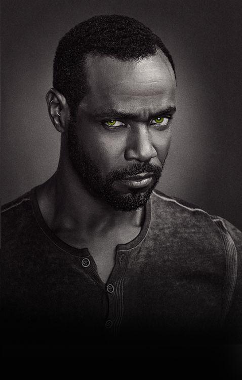 Luke Season Two, aka Isaiah Mustafa looking fine as hell