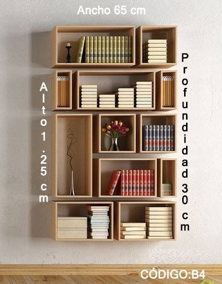 M s de 20 ideas incre bles sobre libreros originales en for Libreros originales