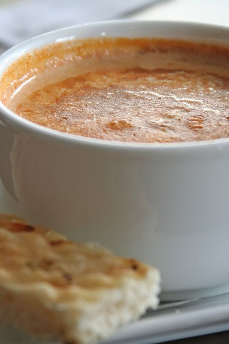 Creamy Lobster Bisque: super fast #recipe ready in 20 minutes!