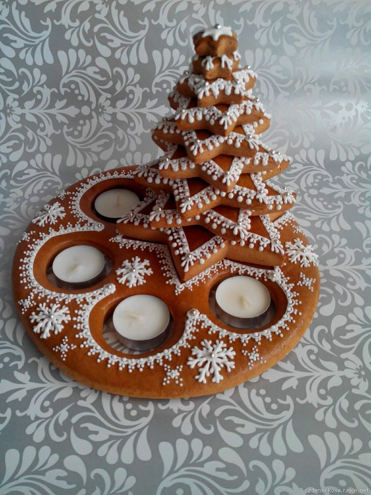 Christmas gingerbread could you eat or let it go