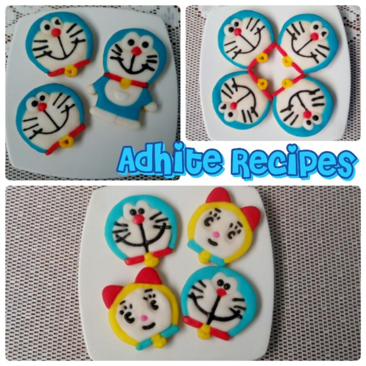 This cookies just for Doraemon lover