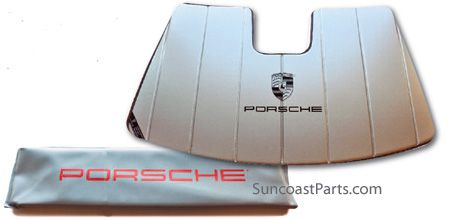 Porsche Sunshades - Available for most late model cars.  $49.95
