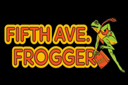 Admit it, playing #Frogger in the middle of NYC would be kind of epic. Sweet case study.