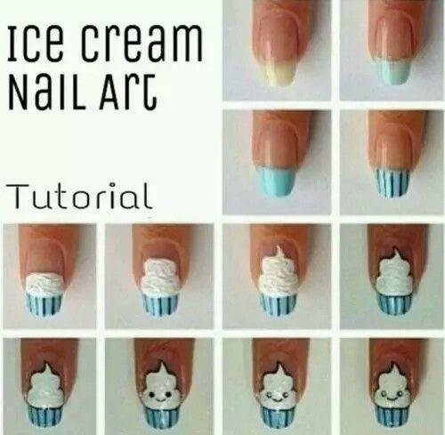 Tutorial como hacer un helado de crema