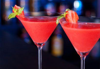Daiquiri fraises