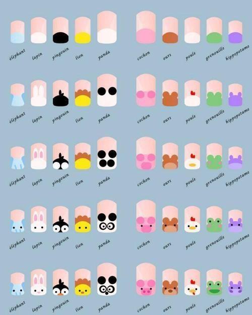 uñas decoradas paso a paso mejores equipos - Page 5 of 15 - fashion-style.es