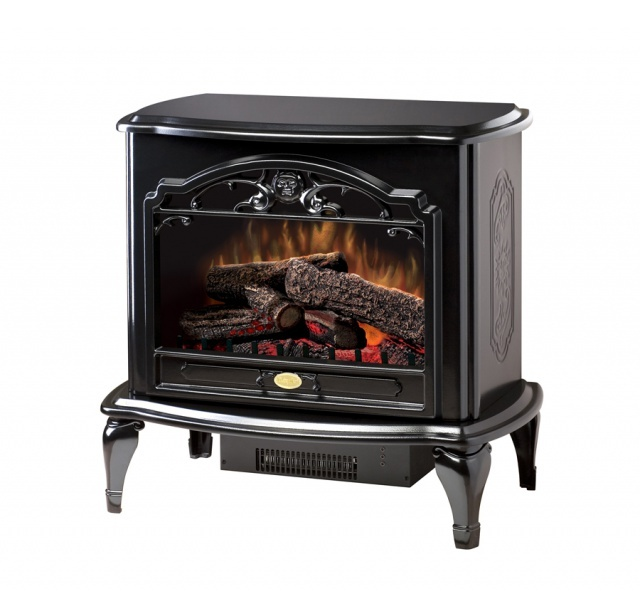 Dimplex Celeste Gloss Black http://www.classicfireplace.ca/freestanding-wallmount.html