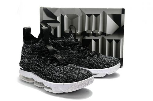 various colors af598 34115 2018 How To Buy Youth Big Boys Lebron 15 Dark Grey White New Youth Big Boys  Lebrons 2017 2018