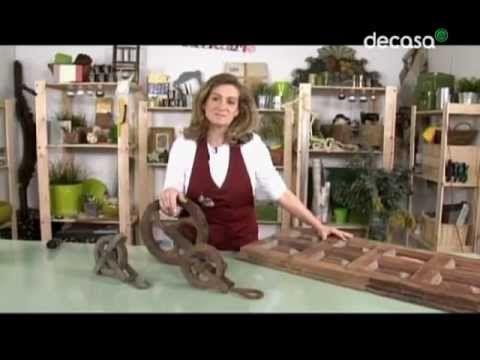 Restaurar armario y espejo (Programa completo) | Reciclarte - YouTube