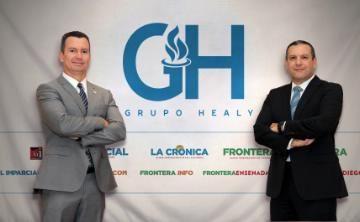 Es Luis Alejandro Bernal García nuevo director general de Grupo Healy