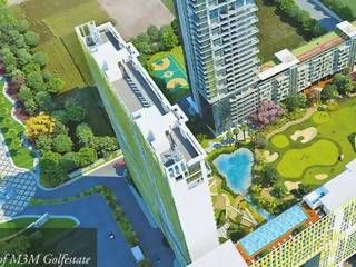 m3m golf estate is a Residential Development consist 2, 3 and 4 BHK Ready to Move In High - Rise luxurious flats In Sector - 65  Golf Course Extension Road, Gurugram by M3M India Developers. Get details of m3m golf estate Gurgaon like price, floor & master plans etc.