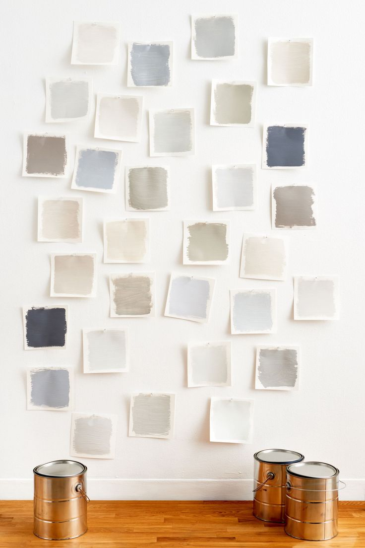 Color cheat sheet the 15 most perfect gray paint colors Most popular grey paint