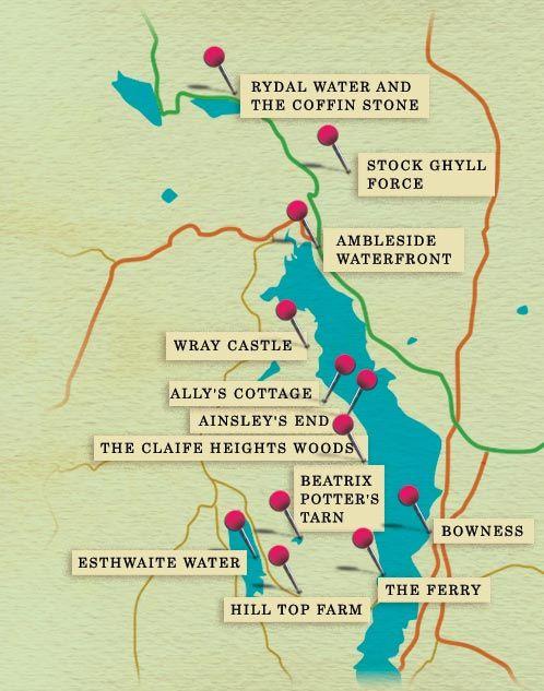 Meg Waite Clayton's blog: The Lake District