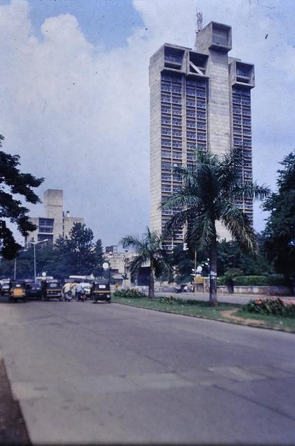 Visvesvaraya Tower - Bangalore - Charles Correa-001 by ijnicholas, via Flickr