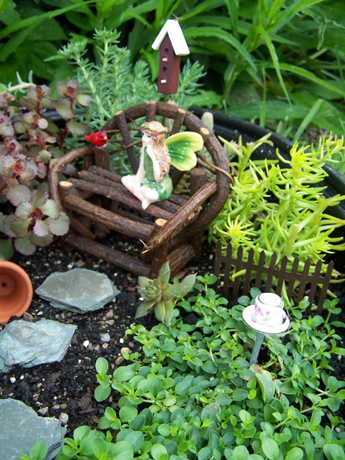 1000+ images about FAIRY AND FAIRY GARDENS on Pinterest