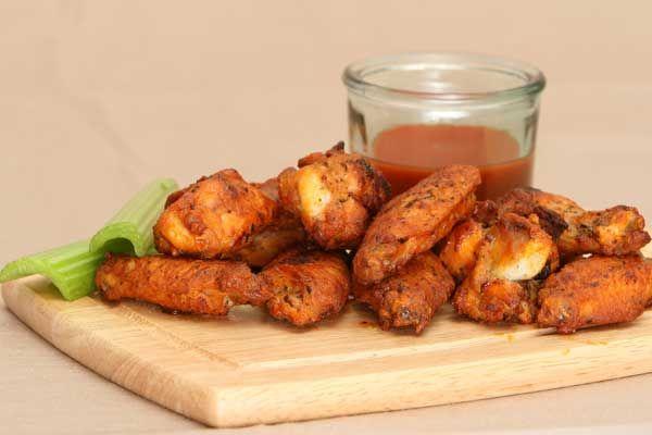 Φτερούγες κοτοπουλου στο φουρνο μαριναρισμένες με κέτσαπ | Συνταγες για ολα τα γουστα!