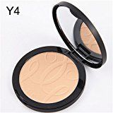 FantasyDay Pro Single Color Matte Face Bronzing Contour Kit Pressed Powder and Highlighter Camouflage Makeup Palette Contouring Kit #8