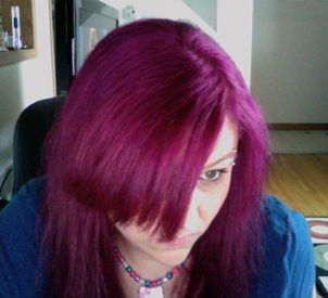 Special Effects Hair Dye Virgin Rose Pictures and Reviews