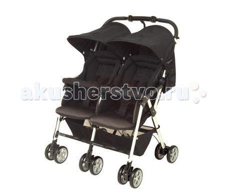 Combi Прогулочная коляска для двойни Spazio Duo  — 29000р. -----  Корпорация Combi выпустила новые прогулочные коляски для двойни под названием «Spazio Duo», которые подойдут как двойняшкам, так и погодкам. Самые счастливые минуты в жизни каждой семьи - это ожидание появления малыша. Но вместе с приятными заботами на молодых родителей сваливаются много небольших, но очень важных хлопот, и особенно на не совсем подготовленных для этого пап. Ведь будущие мамы готовятся в роддом, а покупать что…