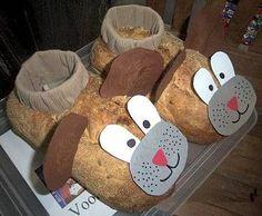 Broodsloffen konijn surprise