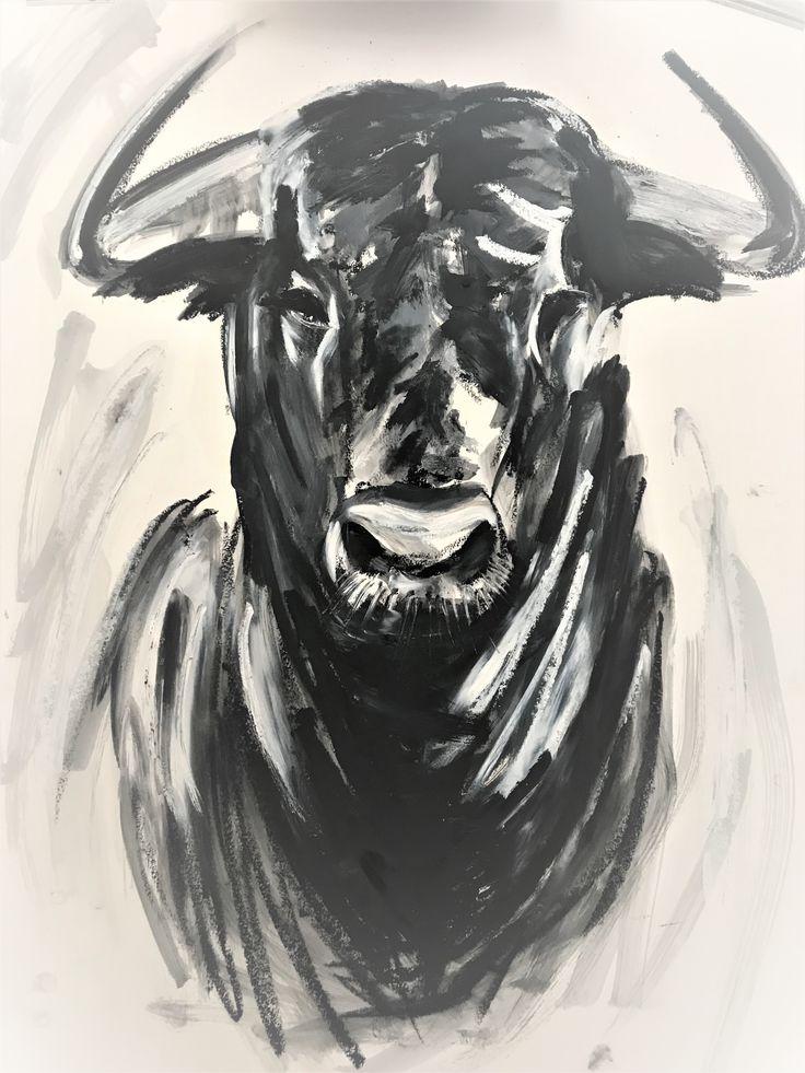 IMG_2747 en 2020   Dessin taureau, Art taureau, Tatouages de taureaux