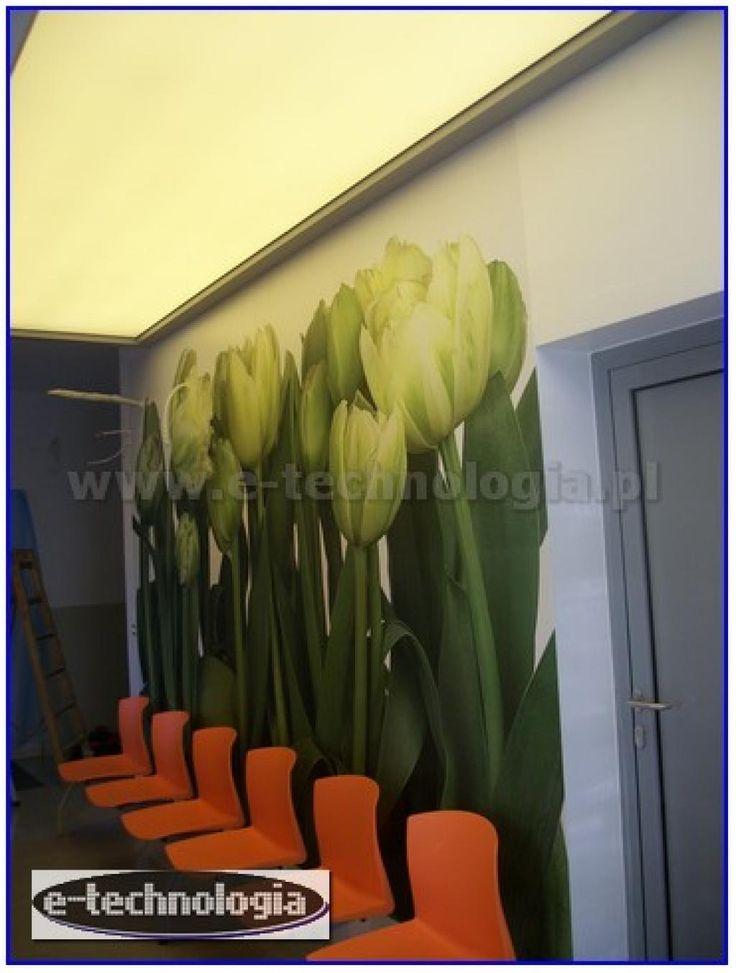 dekoracje korytarz - mały korytarz aranżacje - oświetlenie korytarza e-technologia
