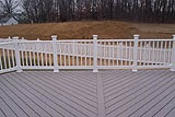 The look of the deck I want