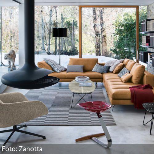 die besten 25 h ngender kamin ideen auf pinterest kamin. Black Bedroom Furniture Sets. Home Design Ideas