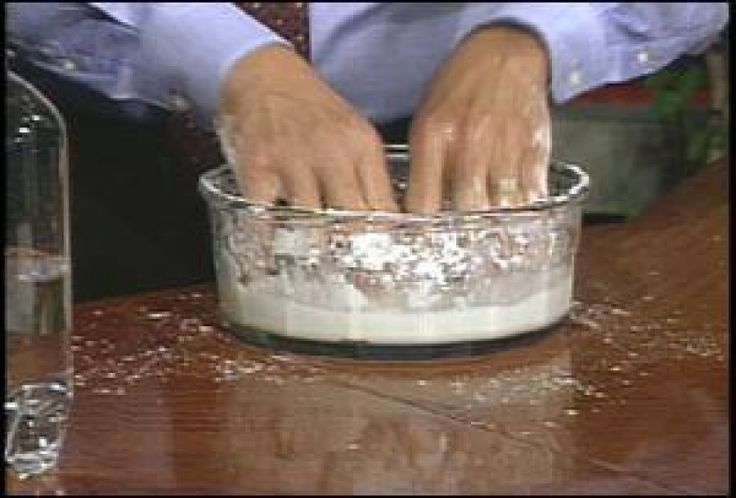 Non-Newtonian Cornstarch Recipe | Experiments | Steve Spangler Science