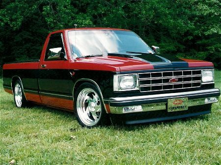 lowered+s10 | 87S10_hotrod_chick' 1987 Chevrolet S10 Photo 3 - 1987 S10 Photo ...