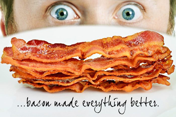 10 Bacon Quotes for National Bacon Day