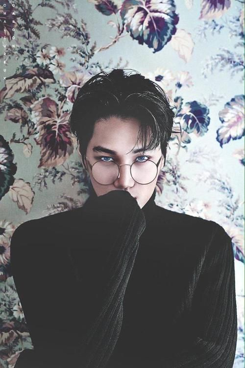 exo and kai image On I'm really mad why they have to white washing Kais beautiful skin color?