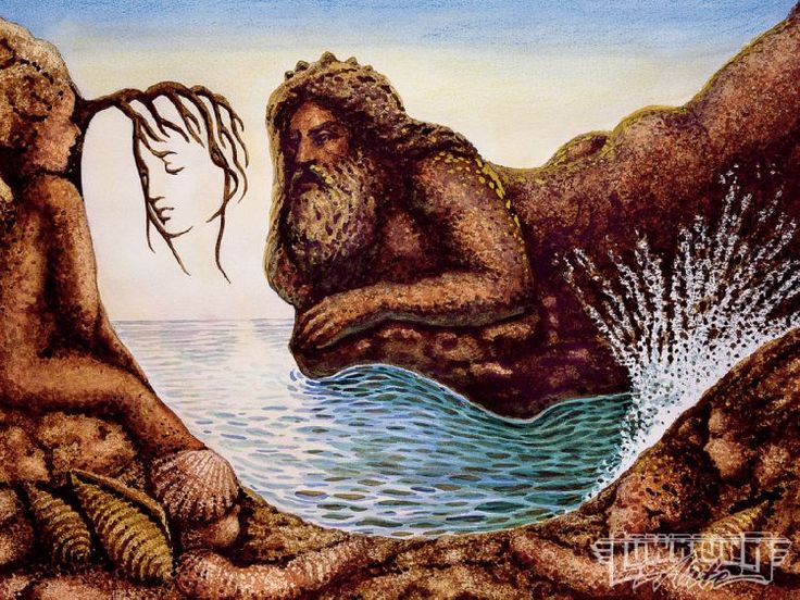 Octavio Ocampo Metamorphosis Art Mermaid