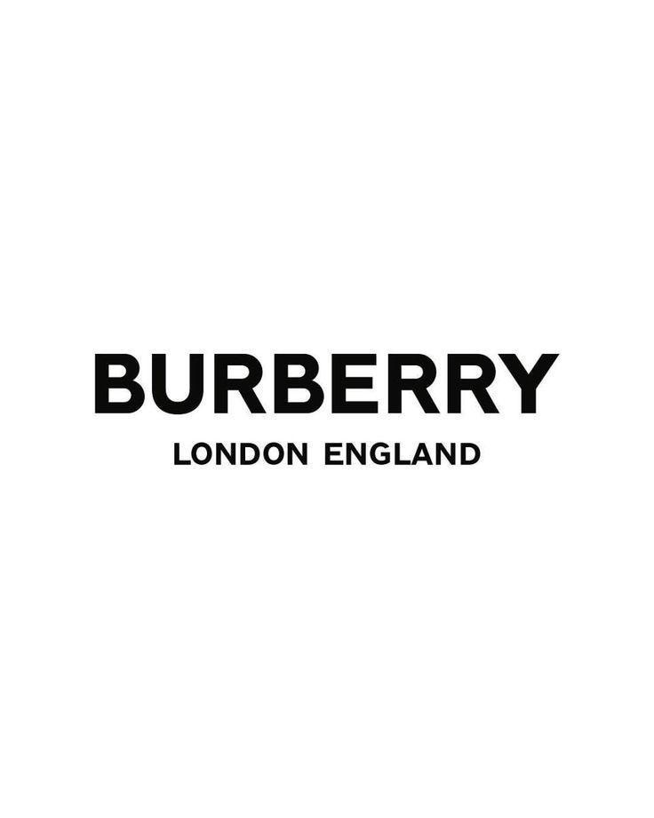 New Burberry Logo