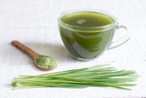 Nejen ze sušeného mletého ječmene, ale i z vypěstovaných výhonků připravíte zdravý nápoj
