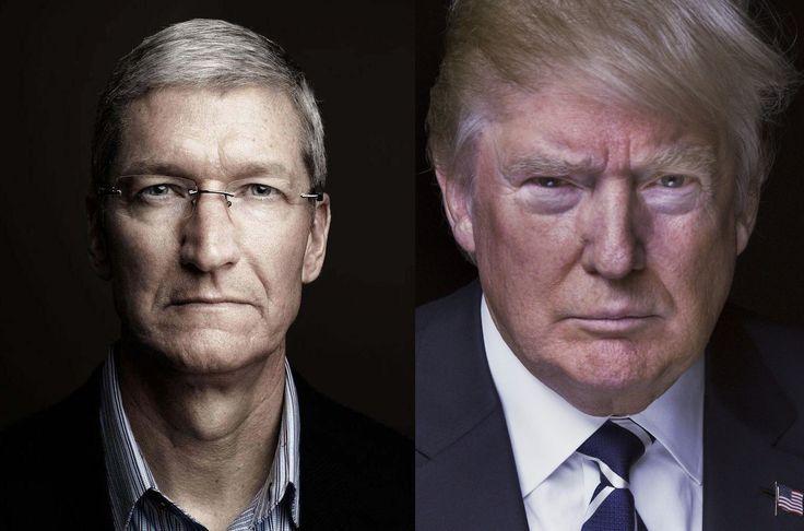 Apple réfléchit à des actions légales pour mettre fin au décret anti-migrants signé par Donald Trump