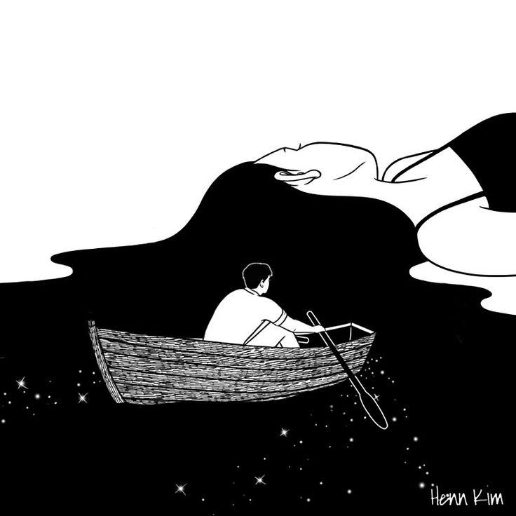 as-ilustracoes-em-preto-e-branco-de-henn-kim-4