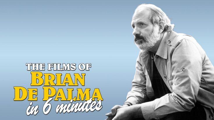 #1 Brian DE PALMA (in 6 minutes)