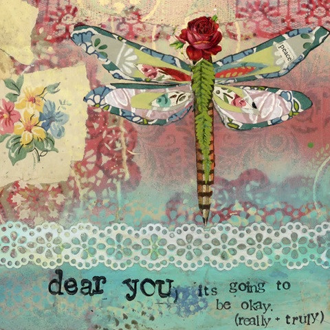 DEAR YOU: Kelly Rae Roberts, For Kids, Kellyraeroberts, Art Journals, Journals Pages, Dear, Quotes Life, Mixed Media Art, Crafts