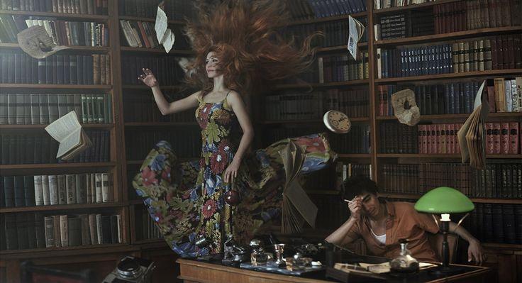Amazing levitation photos Ravenii Azula 12