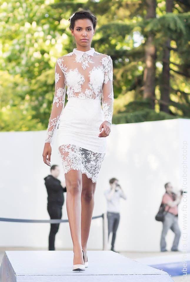 The Ametist Dress / Nora Sarman
