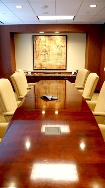 Large Conference Room - Ascendant Advisors