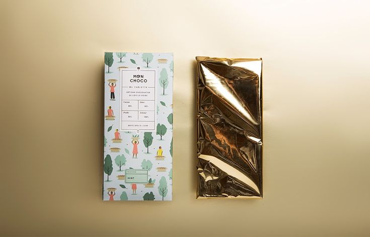 Mon Choco on Packaging of the World - Creative Package Design Gallery
