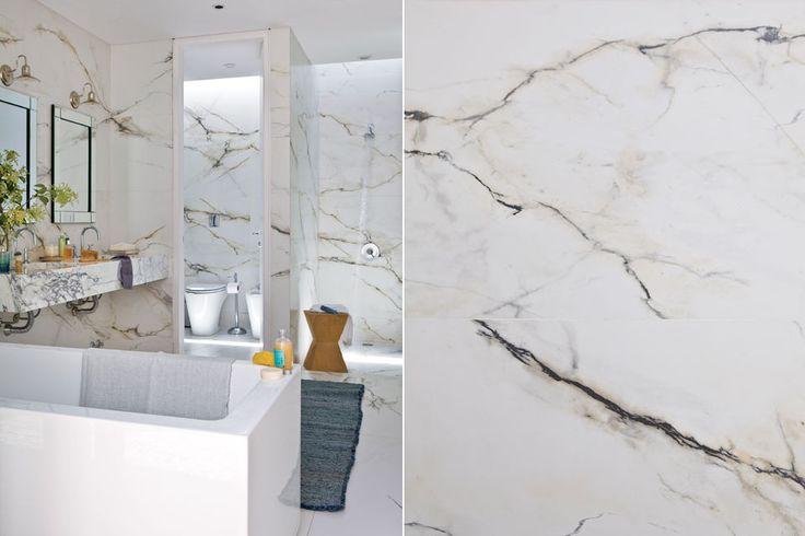 M s de 17 ideas fant sticas sobre piso porcelanato fotos for Pisos de marmol para bano