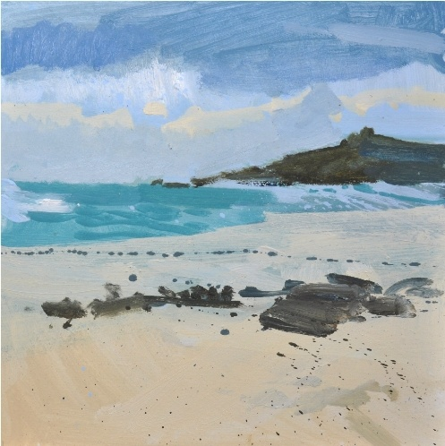May Morning, Porthmeor | Lucie Bray